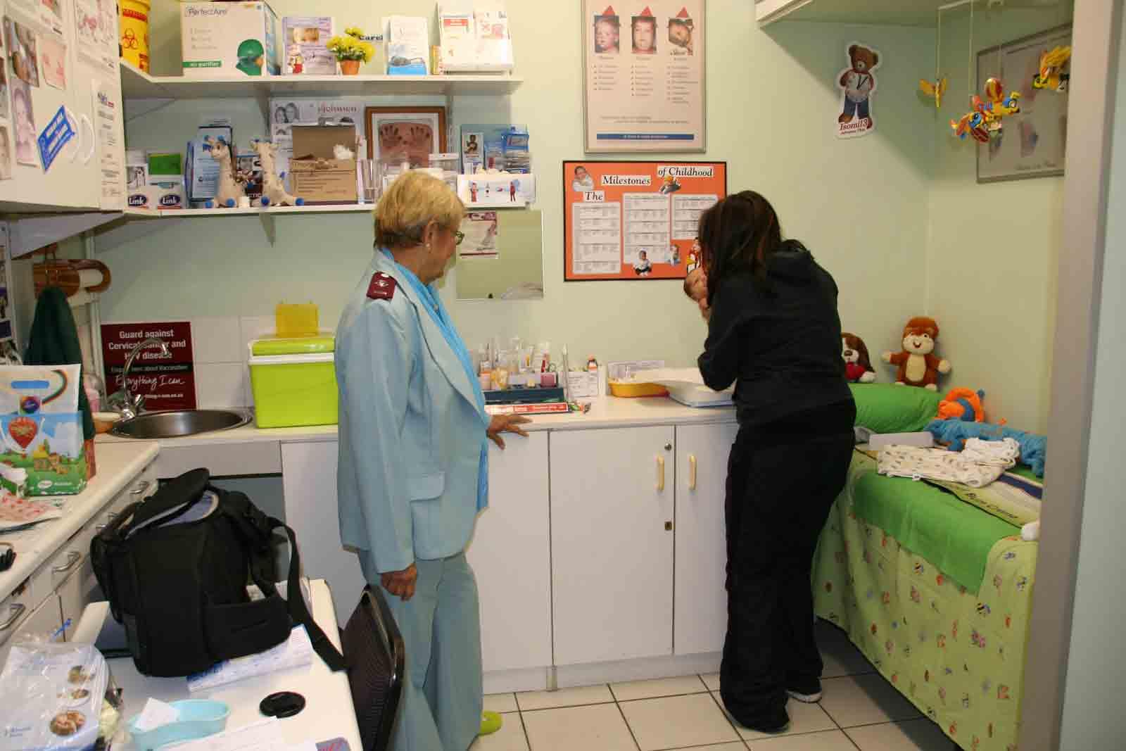 Baby Clinic | Proud Parent Centre